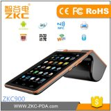 Android Mini Tablet POS with Dual Screen and Thermal Printer for Restaruant