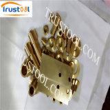 Inlet Brass CNC Machined