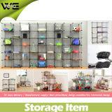 Grid Steel Wire Modular Shelving Storage Metal Rack