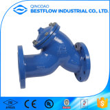 High Quality DIN Cast Iron Y Type Strainer Pn 16