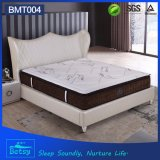 OEM Compressed Korea Mattress 27cm with 5 Zone Pocket Spring and Relaxing Memory Foam