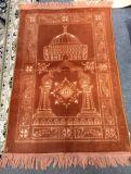 80*120cm New Design Raschel Prayer Rug Carpet