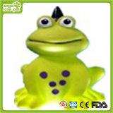 Vinyl Frog Pet Toys Dog Chew Product