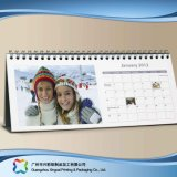 Creative Desktop Calendar for Office Supply/ Decoration/ Gift (xc-stc-016A)