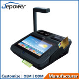 Contactless Smart Card Reader POS Terminal Supporting GPRS/GSM, WiFi, Bluetooth, and 3G
