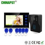 """7"""" TFT RFID ID Waterproof Villa Intercom Video Doorphone (PST-VD704T-ID)"""
