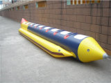 Water Park Inflatable Banana Boat for Sale/Whale Boat