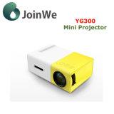 HD1080 Portable LED Mini Home Projector Yg300