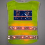 Safety Clothes with LED Light