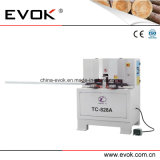 Woodworking Semi Automatic Dual Saw Cutting Machine with 45 Degree (TC-828A)