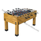 Strong Quality Football Game Table Wood Color Soccer