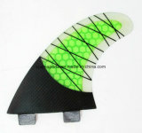 Top Quality Thrusters Set Honeycomb Carbon Fcs Surfing Surf Fin
