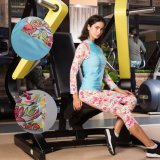 Woman′s Running Fitness Training Compression Tight Gym Sportswear