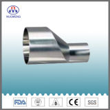 Sanitary Stainless Steel Concentric Welded Long Type Reducer