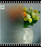 3-6mm Tempered Clear Nashiji Figured Glass