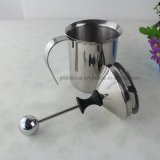 Hot Sale Milk Frother Whisk / Milk Foam Maker / Frothing Pitcher