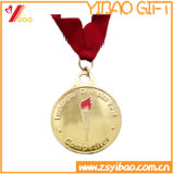 Custom Logo High Quality Metal of Medallion and Coin Souvenir Gift (YB-HR-59)