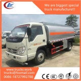 5000L Carbon Steel Fuel Tank Truck for Diesel Oil Delivery