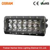 New Great Performance 36W 8inch Osram LED Light Bar (GT3106-36W)
