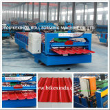 Kxd-1000 Roofing Tile Roll Forming Machine Metal Cold Roll Formers