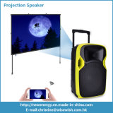 2017 New Projection Speaker Digital Speaker Mobile Speaker Wireless Speaker