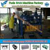 Qt40-2 Small Manaul Block Machine with Easy Operate