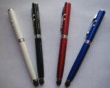 OEM New Product Touch Pen with One Stylus Touch and Light