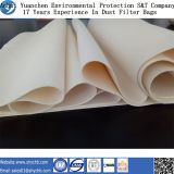 Industrial Parts PPS Air Filter Cloth or Filter Fabric for Dust Filtration