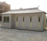 Convient Movable Toilet for Tourist Attractions