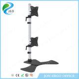 Jeo 360 Degree Rotation Swivel and Tilt Adjustable Ys-Ae20s Aluminum Monitor Stand