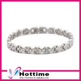 New Design Elegant Magnetic Stainless Steel Bracelet (CP-JS-BL-075)