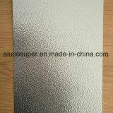 1100 1060 Freezer Anodized Stucco Aluminium Sheet