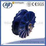 Horizontal and Verical Slurry Pump Polyurethane Impeller (AH/SP)