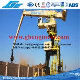 500t Floating Terminal Bulk Handling Grab Crane