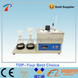 Portable Lubricant Oil Mechanical Impurity Oil Tester (PC-511)