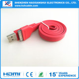 Good Quality Flat iPhone 4 Cable for Phone Accessory