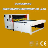 Chain Feeder Semi-Auto Rotary Cardboard Die Cutting Machine