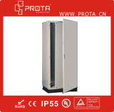 Pri9 Floor Standing Metal Electrical Cabinet W/T Inner Door
