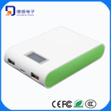 10000mAh Portable Power Bank with LCD Display (LCPB-AS053)