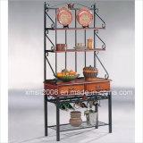 Baker′s Rack Kitchen Rack Home Display Steel Rack with Ce (G-KB10)