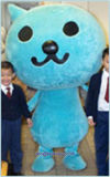 Durable and Reliable Inflatable Costume Cartoon Made of 18 Oz PVC Tarpaulin (A892)