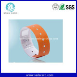 13.56MHz One off Hospital Disposable Wristband