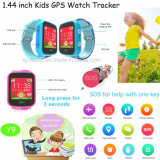 Colorful Kids GPS Tracking Smart Watch Phone with Sos/GPS Y9