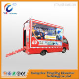 Amazing Mobile Cinema Truck Mobile 5D Cinema