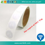 Top Rank ISO15693 13.56MHz I Code Sli RFID NFC Sticker/Tag