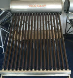 High Efficiency Solar Water Heater with Aluminium Tank