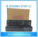 Black Color Linux Cable Receiver Zgemma-Star LC Dvbc HD Decoder