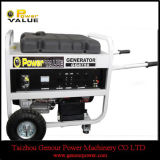 Long Run Time China 5kw 5kVA Honda Generator for Sale
