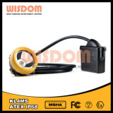 Industrial Mining Lamp, Headlamp Wisdom Kl4ms with 11000lux