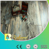 8.3mm Embossed Beech Sound Absorbing V-Grooved Laminate Floor
